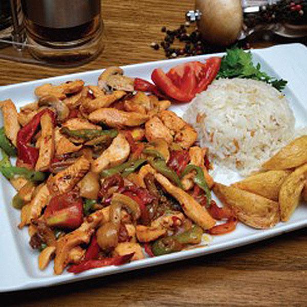 Anadolu Yemekleri - piliç kavurma