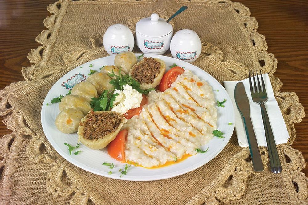anadolu yemeği